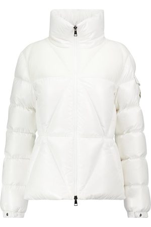 Moncler Arabette belted down jacket