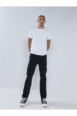 Raey Line Organic Cotton-denim Slim-leg Jeans - Mens