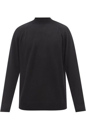 Raey Recycled-cashmere Blend Turtle-neck Sweater - Mens