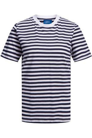JACK & JONES Men Short Sleeve - Jxanna Organic Cotton T-shirt