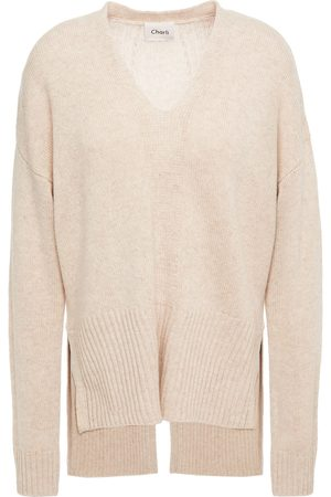 Charli Woman Wool And Cashmere-blend Sweater Size L