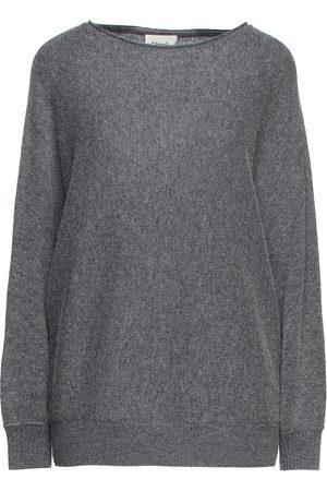 Charli Woman Cadee Cashmere Sweater Gray Size L