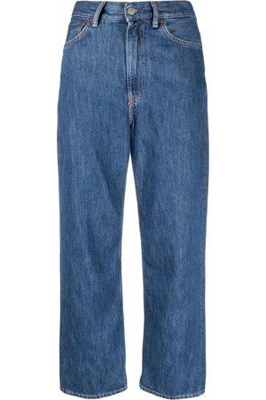 Acne Studios Women Tapered - Tapered-leg jeans