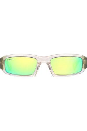 Jacquemus Les Lunettes 97 rectangle-frame sunglasses