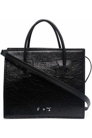 OFF-WHITE Women Handbags - Repeat shopping tote bag
