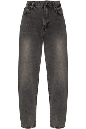 Frame Ultra High tapered jeans