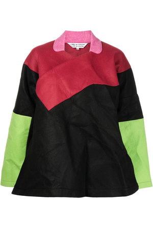 Comme des Garçons Women Jackets - Oversized pullover jacket