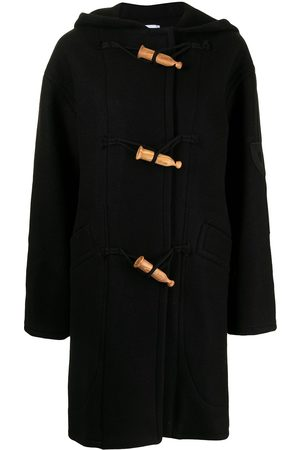 Patou Single-breasted duffle coat