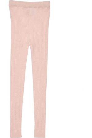 Loro Piana Girls Trousers - Cashmere Leggings