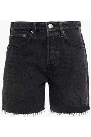RAG&BONE Woman Maya Denim Shorts Size 23