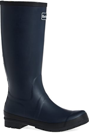Barbour Women Wellingtons Boots - Abbey s Wellies - Navy