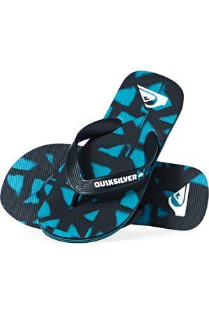 Quiksilver Molokai Dye Check Boys Sandals
