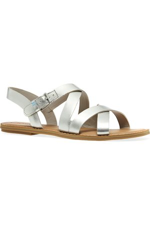 TOMS Sicily s Sandals - Leather