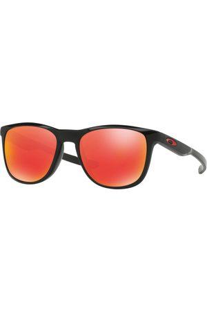 Oakley Trillbe X s Sunglasses - Matte ~ Ruby Iridium