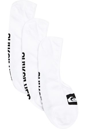 Quiksilver Men Socks - 3 Pack Liner s Fashion Socks