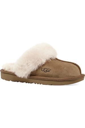 UGG Cozy II Girls Slippers - Chestnut