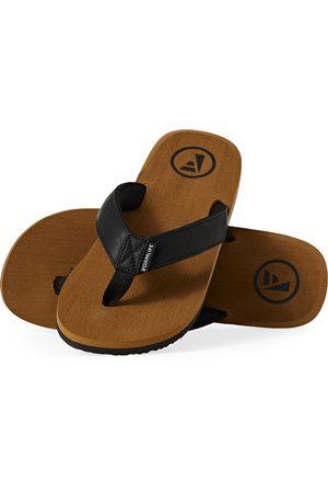 FoamLife Seales s Flip Flops - Tan