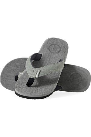 FoamLife Mully s Flip Flops - Stone Hemp