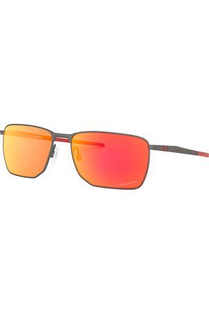 Oakley Ejector Sunglasses - Prizm Ruby ~ Matte Gunmetal