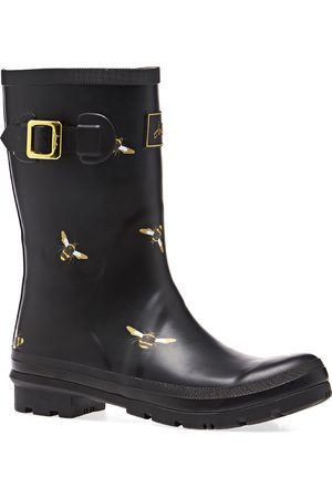 Joules Molly s Wellies - Metallic Bees