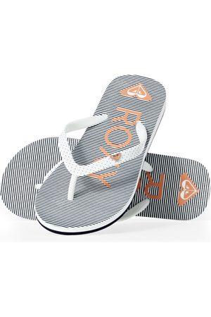 Roxy Girls Flip Flops - Pebbles Girls Flip Flops