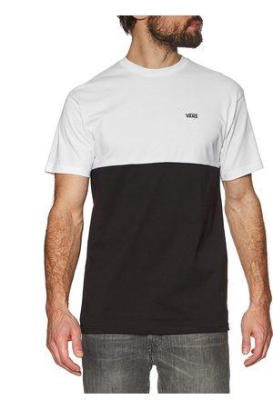 Vans Colour Block s Short Sleeve T-Shirt