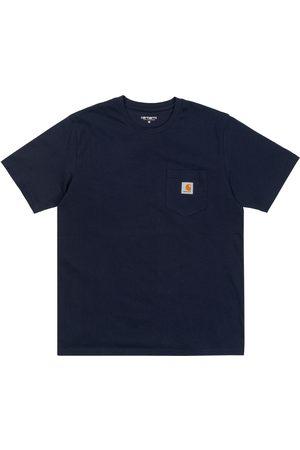 Carhartt WIP Carhartt Pocket Short Sleeve T-Shirt - Dark Navy