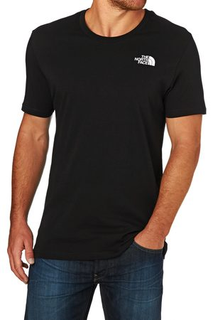 The North Face North Face Simple Dome s Short Sleeve T-Shirt - TNF