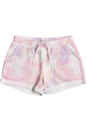 Roxy We Choose Girls Shorts - Orchid Petal Fly Time