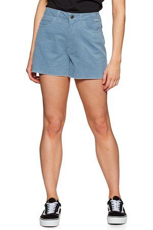 Element Andersen Cord s Shorts - Faded Denim