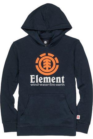 Element Boys Hoodies - Vertical Boys Pullover Hoody - Eclipse Navy