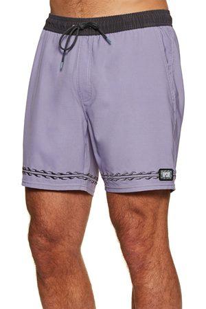 Rip Curl Mind Wave Volley s Swim Shorts - Lavender