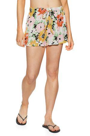 Volcom Women Shorts - Some Thyme Short s Shorts - Star