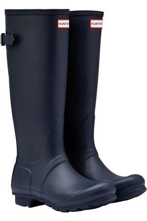 Hunter Original Back Adjustable s Wellies - Navy