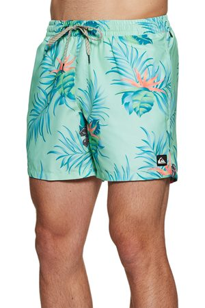 "Quiksilver Paradise Express 15"" s Swim Shorts - Cabbage"