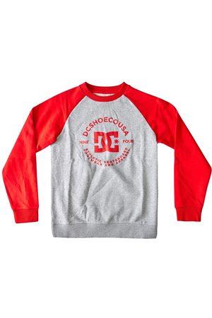 DC Star Pilot Boys Sweater - Heather Racing