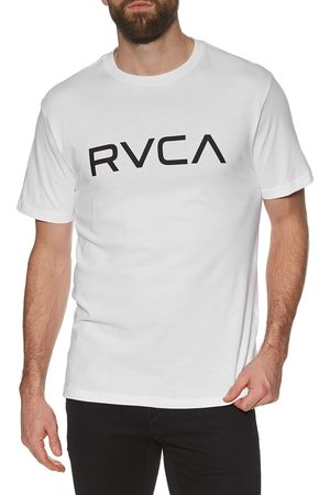 RVCA Men Short Sleeve - Big s Short Sleeve T-Shirt