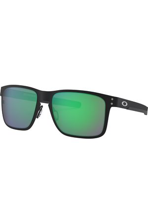 Oakley Holbrook Metal s Sunglasses - Matte ~ Jade Iridium