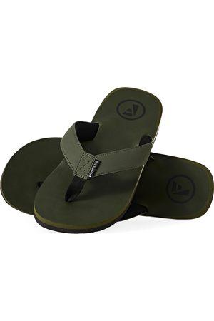 FoamLife Tarlan s Flip Flops - Olive