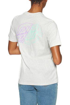 Santa Cruz Women Short Sleeve - Universal Dot T-shirt s Short Sleeve T-Shirt - Athletic Heather