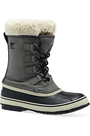 sorel Women Snow Boots - Winter Carnival s Boots - Quarry