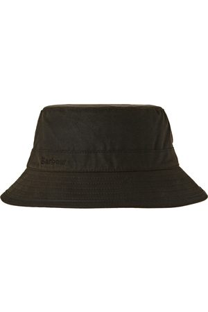 Barbour Boys Hats - Wax Sports Boys Hat - Olive