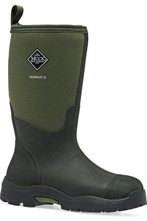 Muck Men Wellingtons Boots - Derwent II s Wellies - Moss