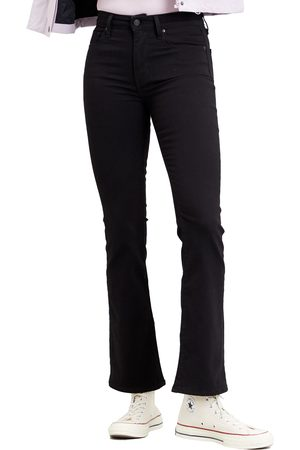 Levi's 725 High Rise Bootcut s Jeans - Night Is