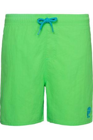 Protest Boys Swim Shorts - Culture Jr Boys Boardshorts - Neon