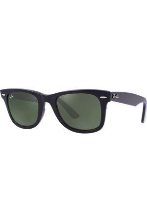 Ray-Ban Men Sunglasses - Wayfarer s Sunglasses - ~ Crystal
