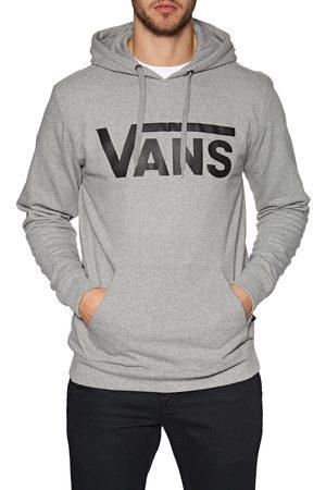 Vans Men Hoodies - Classic II s Pullover Hoody - Cement Heather