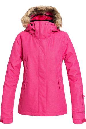 Roxy Women Ski Suits - Jet Ski Solid s Snow Jacket - Jazzy