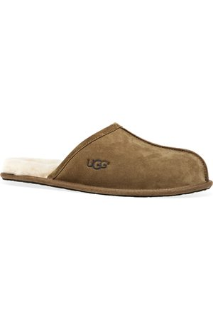 UGG Men Slippers - Scuff s Slippers - Chestnut