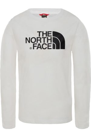 The North Face Tops - North Face Easy Kids Long Sleeve T-Shirt - TNF